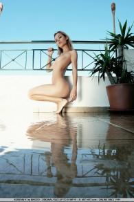 Met-Art models Adrienn A