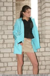 Met-Art models Aliona A & Katya K