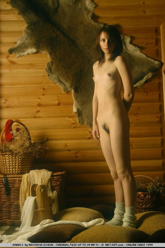 Speaking, you Met art model anna nude