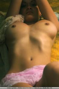 Met-Art models Daria B