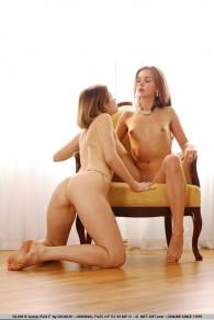 Met Art Eva F & Silvia B