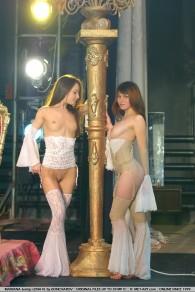 Met-Art models Lena N & Mariana