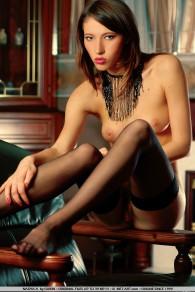 Met-Art models Nadya A