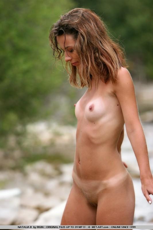 nude nudist Natalia russian b