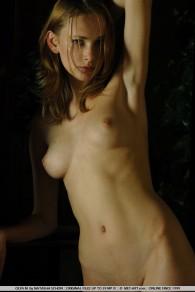 Met-Art models Olya M