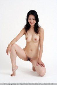 Met-Art models Tiang Fang