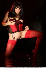 Met-Art models Valentina A